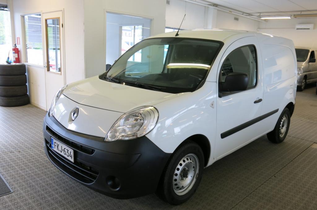 Renault Kangoo Express 1.5 DCi 90 *AC *Webasto *Peruutuskamera