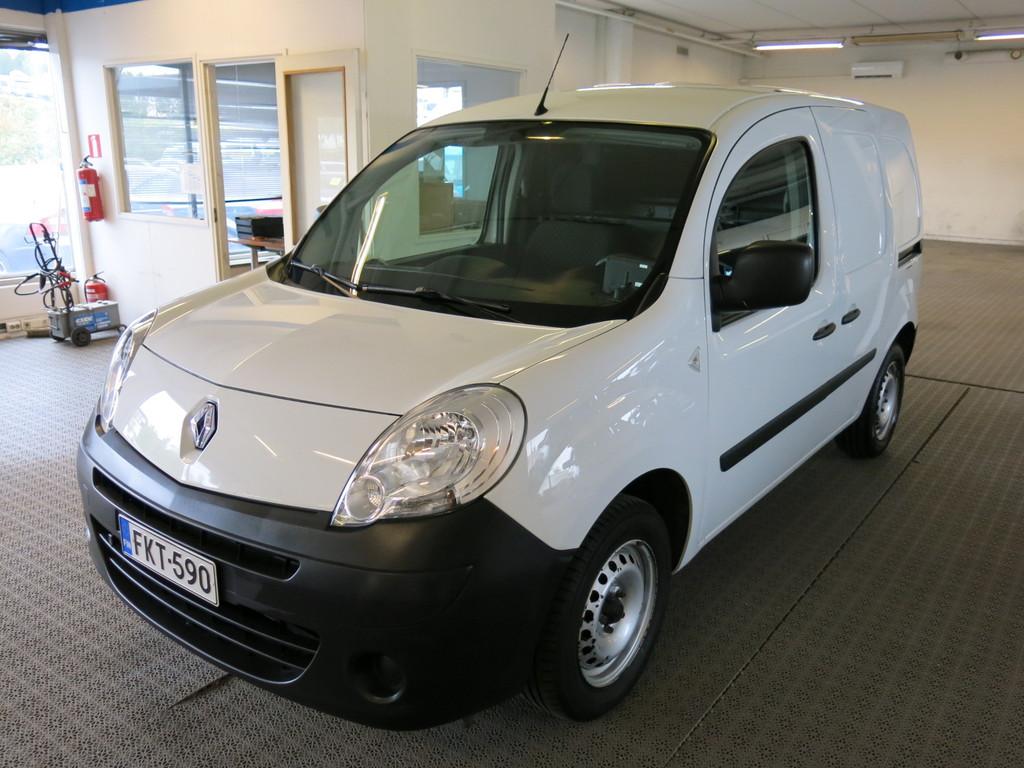 Renault Kangoo Express 1, 5 dCi 90hv Confort *1.omistaja *AC *Webasto *2xliukuovet *Peruutuskamera **RAHOITUSKORKOTARJOUS 0%!