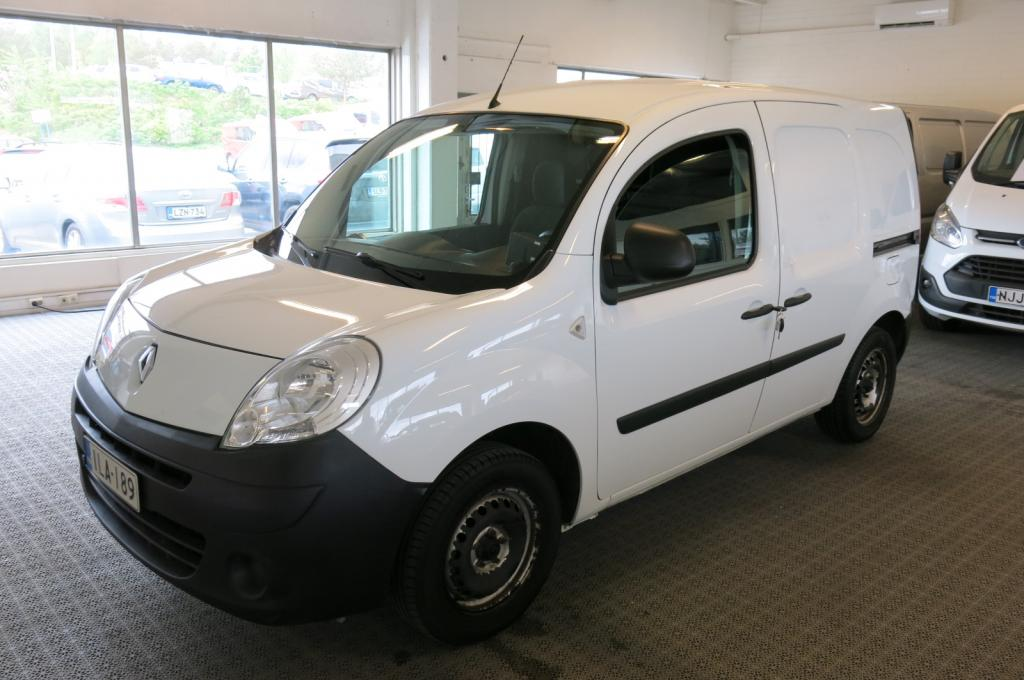 Renault Kangoo 1, 5 dCi 90hv *AC *Webasto *Peruutuskamera *2xLiukuovi