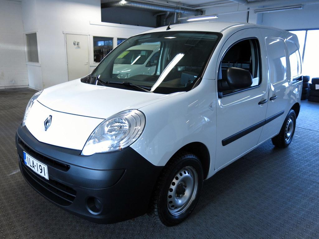 Renault Kangoo Express 1, 5 dCi 90hv 5MT Confort 5-ov *1.omistaja *Kaikki huollot tehty *AC *Peruutuskamera isolla näytöllä *Webasto ajastimella