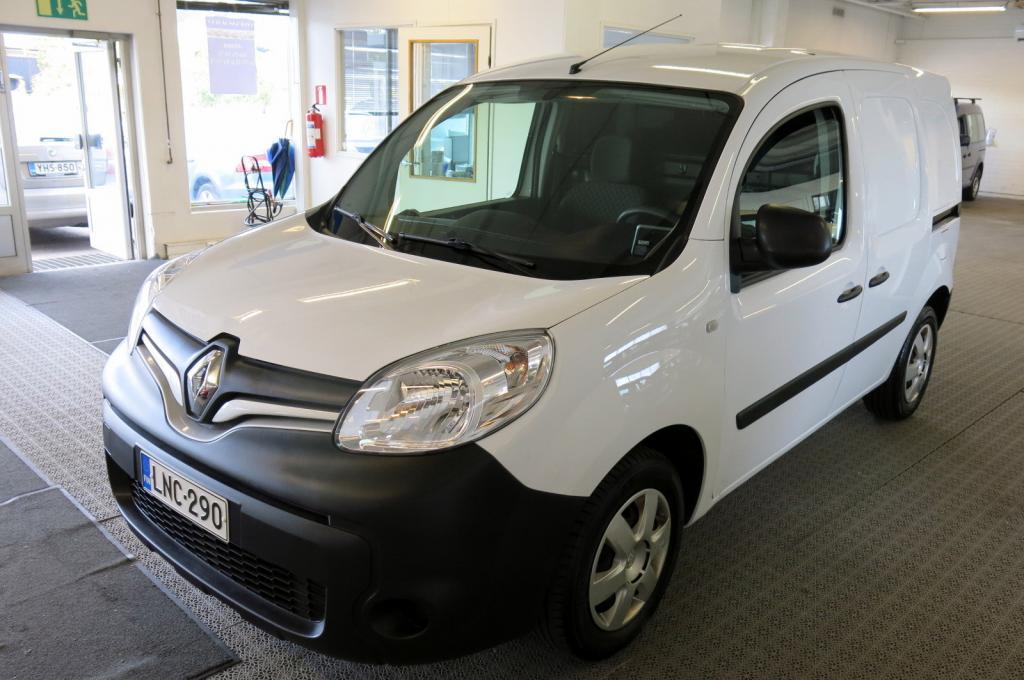 Renault Kangoo Express dCi 90 S&S 3m3 5-ov *1.omisteinen Suomi-auto *Webasto ajastimella *AC *Peruutuskamera *Vetokoukku