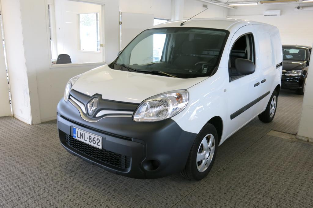 Renault Kangoo Express dCi 90 S&S 3m3 *1.omistaja *Suomi-auto *AC *Webasto *Peruutuskamera *2xliukuovi