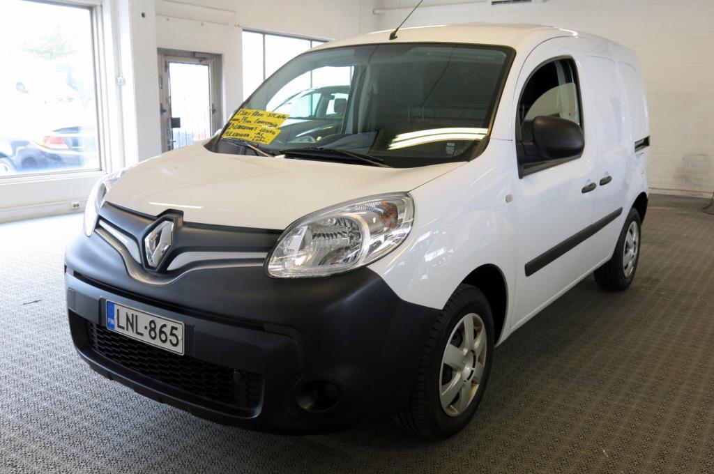 Renault Kangoo Express dCi 90 S&S 3m3 5-ovi *1.omistaja *Suomi-auto *Peruutuskamera *AC *Lohkolämmitin