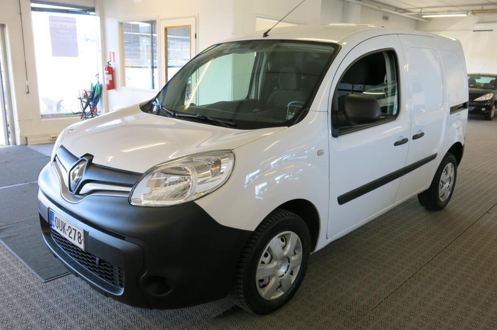 Renault Kangoo Express 1.5 dCi 90hv S/S *1.om. *AC *Webasto *Peruutuskamera *2xliukuovi