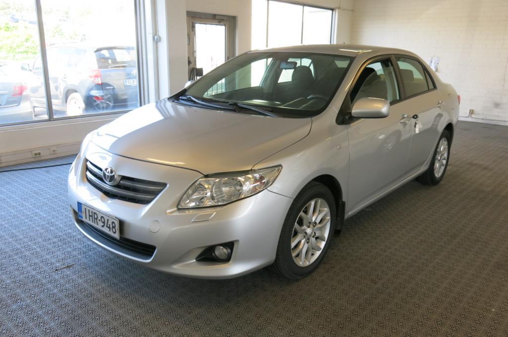 Toyota Corolla 1.4 D-4D Linea Sol Multimode Sedan *AAC *Webasto