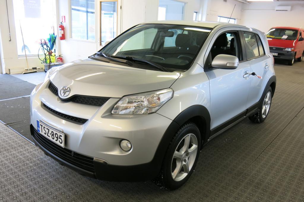Toyota Urban Cruiser 1.4 D-4D AWD Linea Sol *AC *Cruise *Neliveto!!