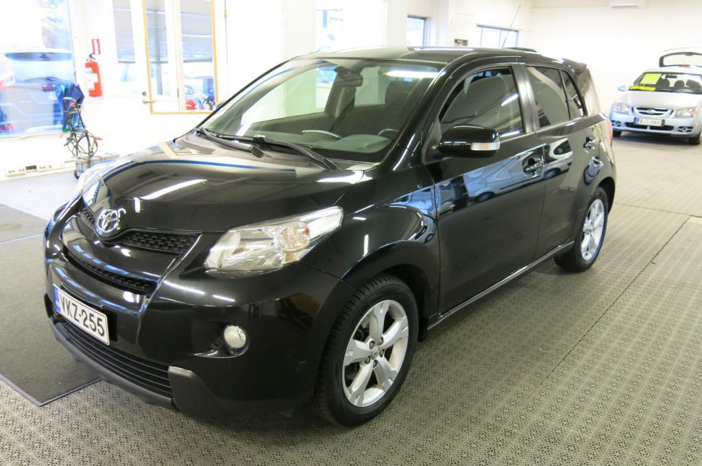 Toyota Urban Cruiser 1, 33 Dual VVT-i Stop & Start Linea Sol *AC *Metalliväri *Suomi-auto *Lohko+sp