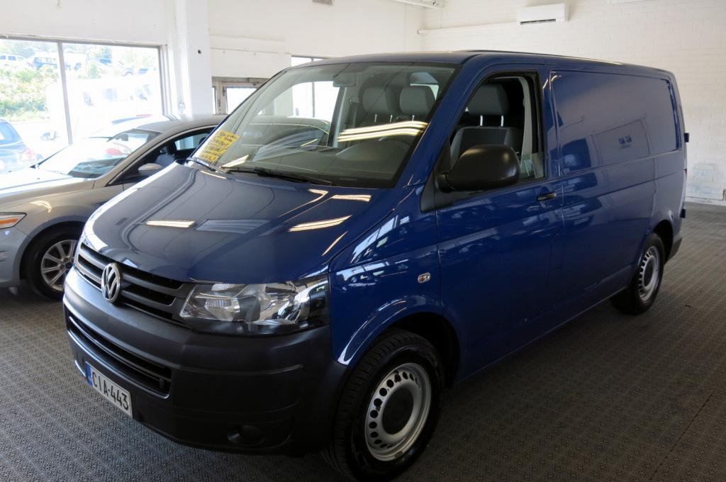 Volkswagen Transporter Pa 2, 0 TDI 140hv BlueMotionTechnology *1.omistaja *Suomi-auto *HARVOIN TARJOLLA!