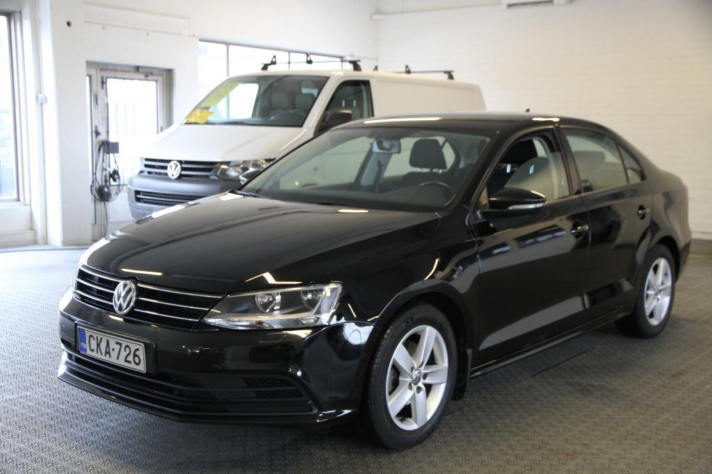 Volkswagen Jetta Comfort 2, 0 TDI 81kW (110 hv) BlueMotion Technology *AC *Suomi-auto *1. omisteinen *Webasto ajastimella + kauko-ohj.