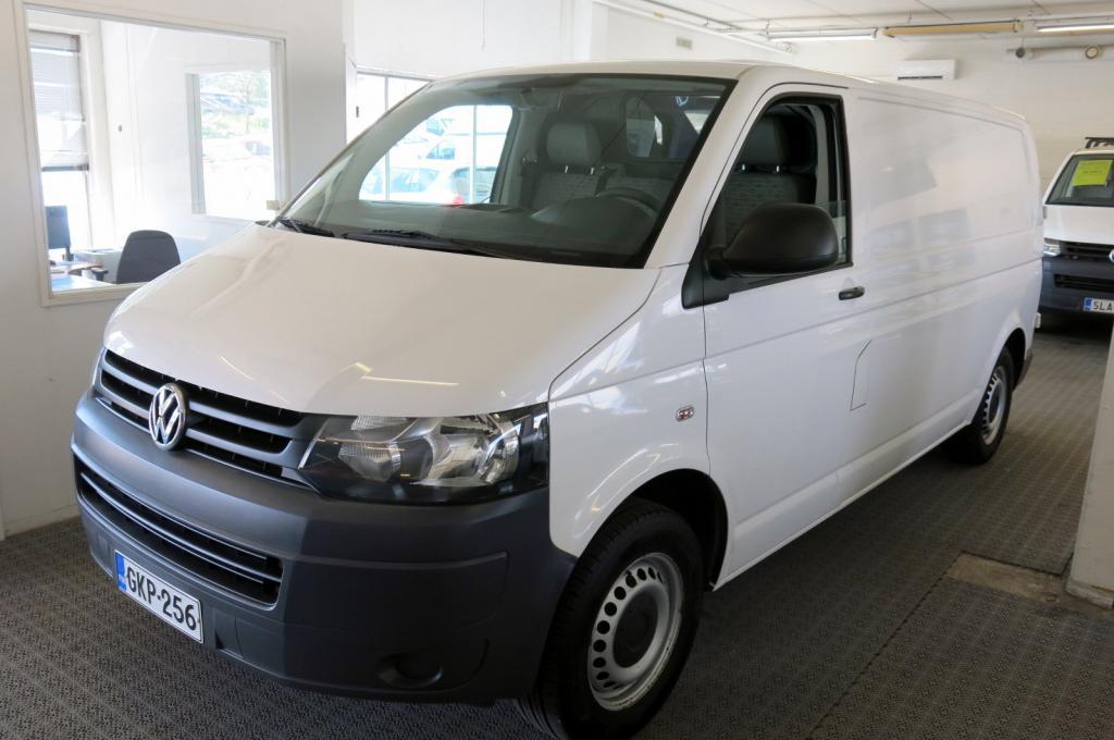 Volkswagen Transporter Pa 2, 0 TDI 115hv BMotionTech Pitkä *1.omistaja *Suomi-auto
