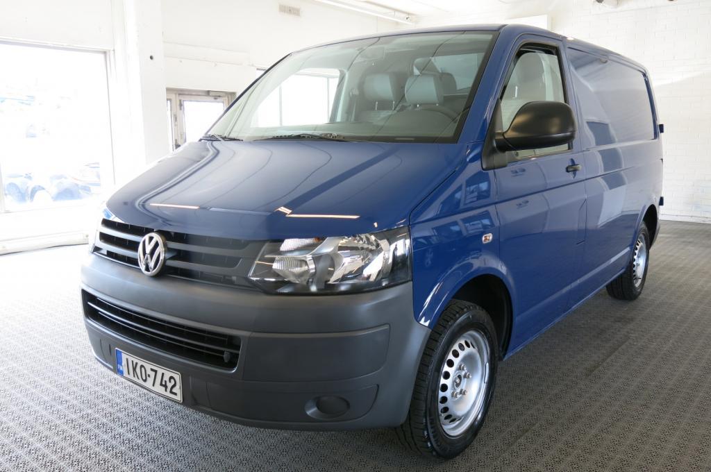 Volkswagen Transporter 2, 0 TDI 103 kW (140hv) *Vähän ajettu *6-vaihteinen manuaali *Hieno