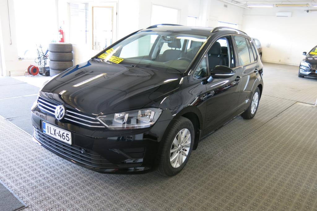 Volkswagen Golf Sportsvan Comfortline 1, 2 TSI 81 kW (110 hv) BlueMotion Technology *1.omistaja *Suomi-Auto