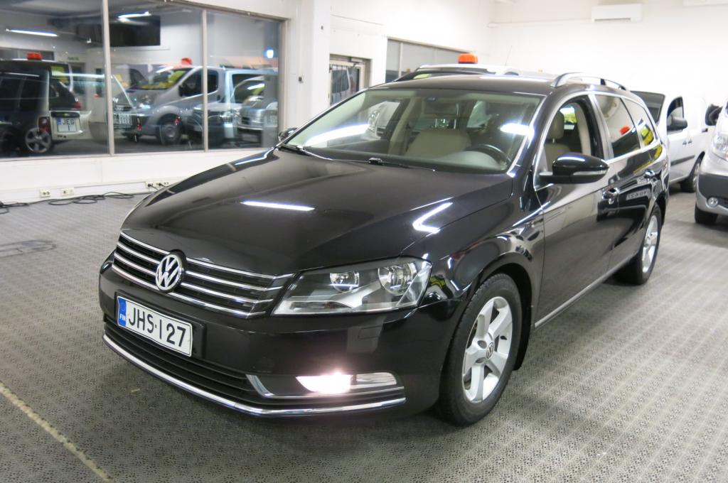 Volkswagen Passat Variant Comfortline 1, 8 TSI 118 kW (160 hv) *AAC *Suomi-Auto *Cruise