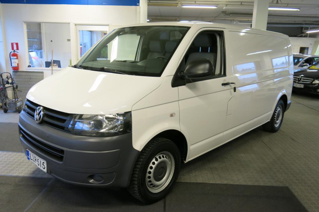 Volkswagen Transporter Pa 2, 0 TDI 114hv Bluemotion Tech Pitkä *1.omistaja *Kaikki huollot tehty *AC *Webasto ajastimella *Cruise *Vetokoukku