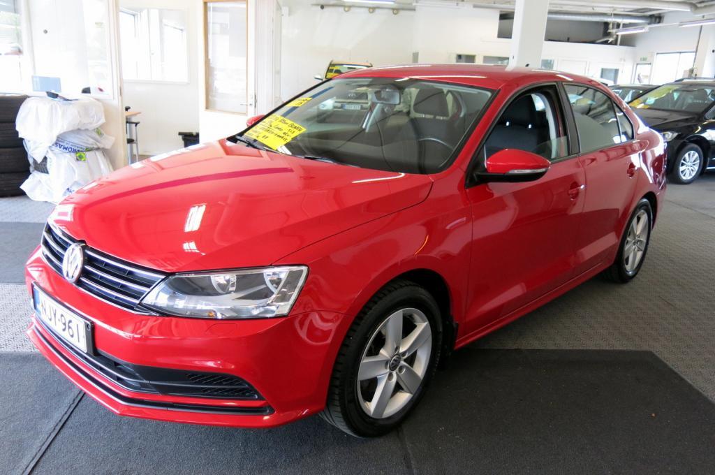 Volkswagen Jetta Comfort 1, 2 TSI 77 kW (105 hv) BlueMotion Technology *1.omisteinen Suomi-auto *Webasto