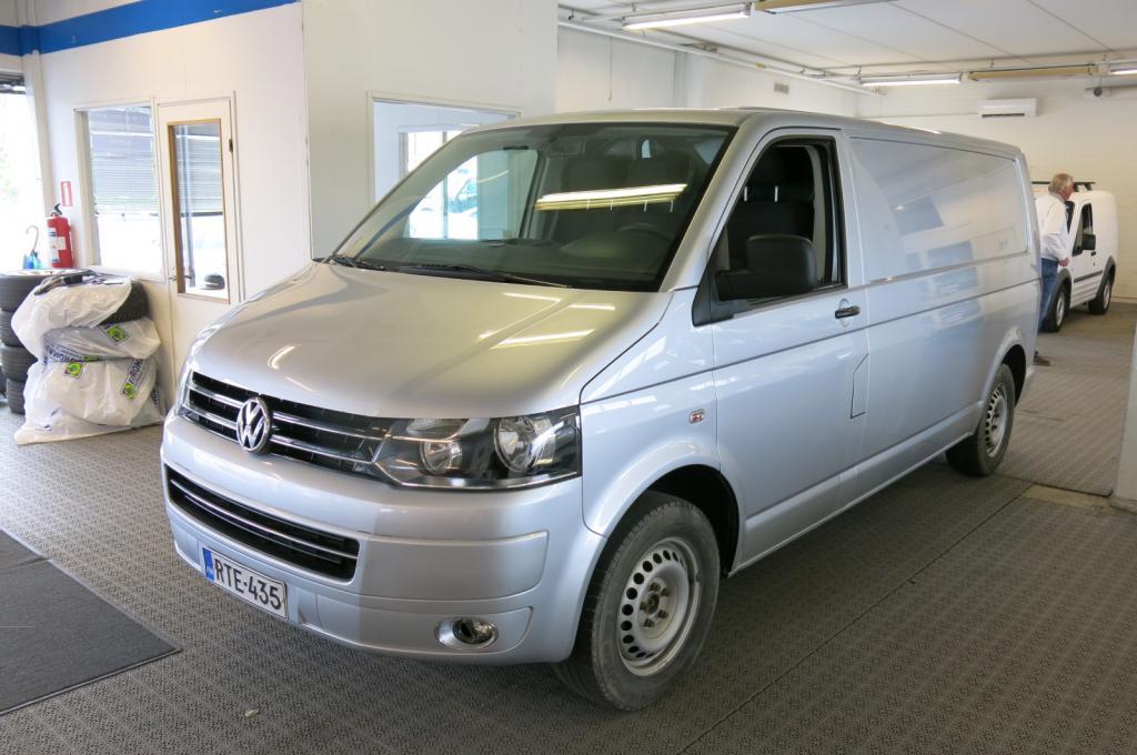 Volkswagen Transporter 2.0 TDi 102hv Pitkä  *AC *Webasto *Cruise *Metalliväri