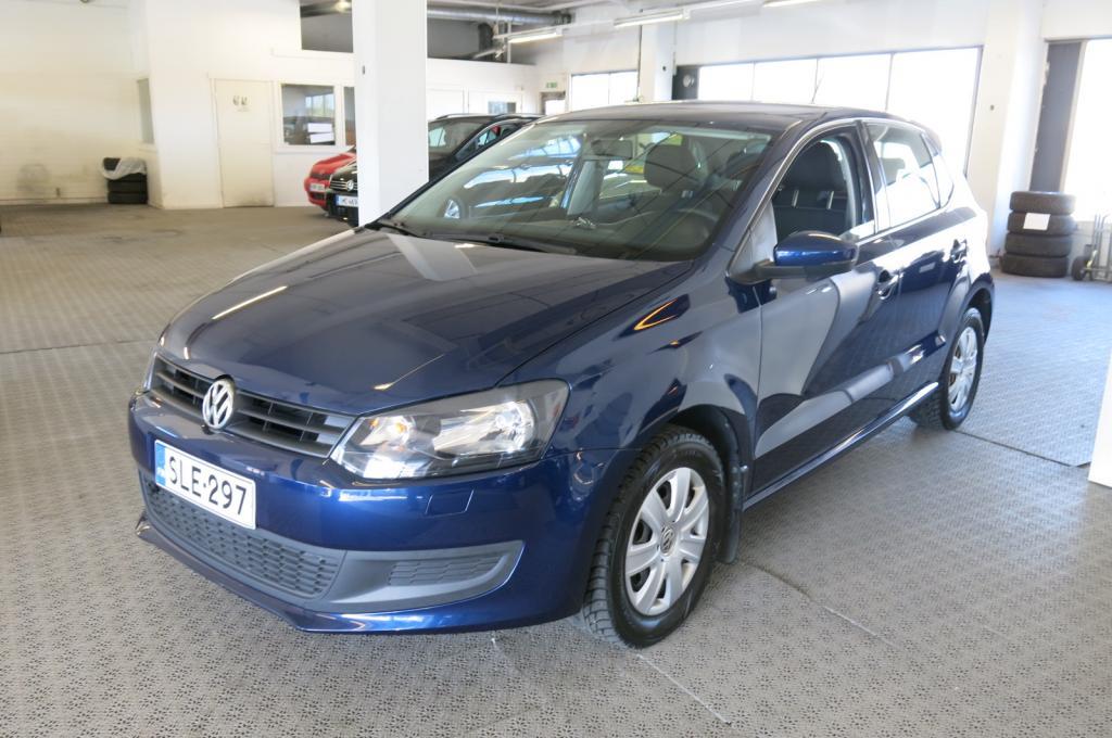 Volkswagen Polo 1.2i Trendline Edition 4ov *1.om. *AC *P-tutka *Cruise *Metalliväri