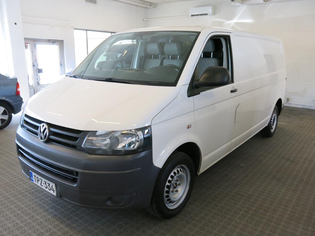 Volkswagen Transporter Pa 2.0 TDI 102hv Pitkä *AC *Takatilan lämmitin *Invertteri *Lohko+sp *Rahoituskorkotarjous 0.95%!!!