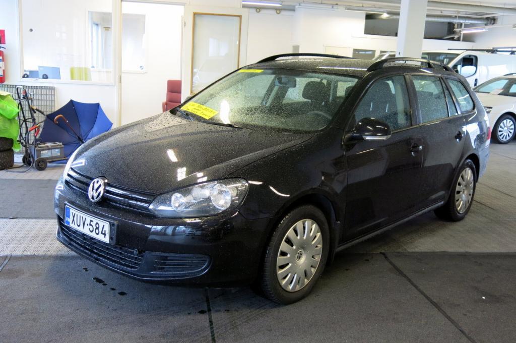 Volkswagen Golf Variant Trendline 1, 6 TDI 105hv *AC *Kaikki huollot tehty!