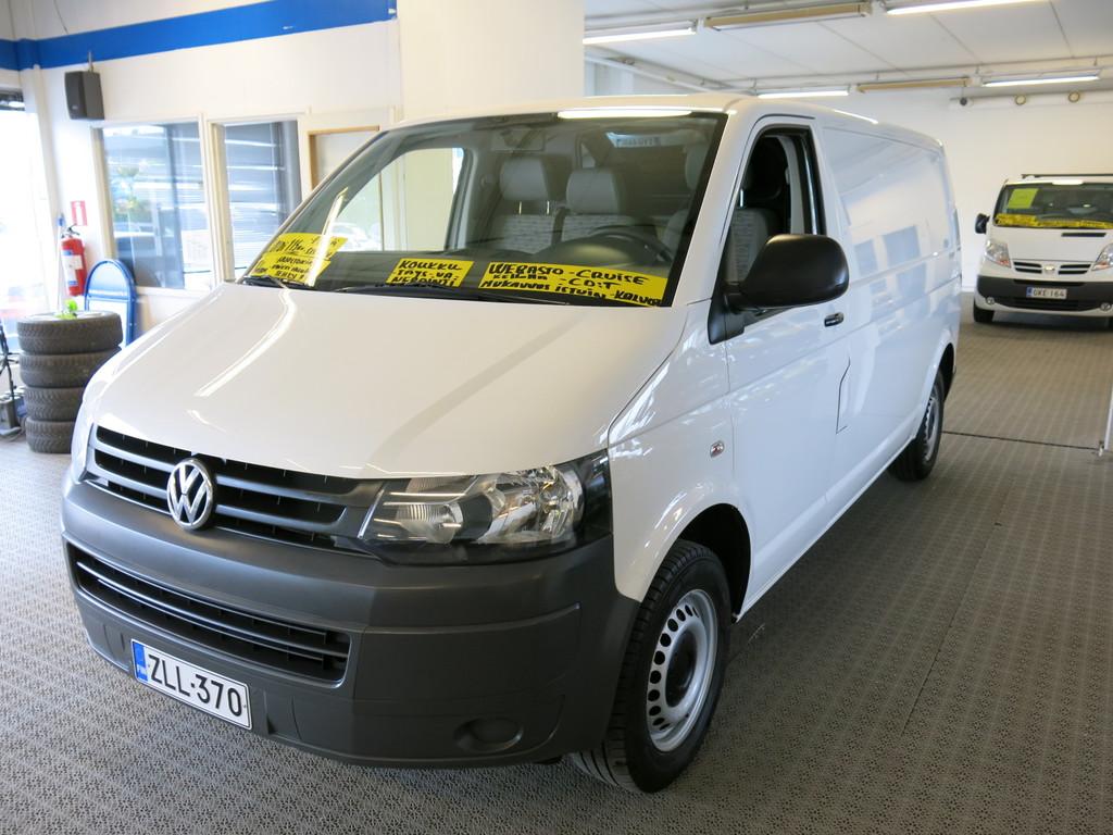 Volkswagen Transporter Pa 2.0 TDI 115hv Pitkä *Webasto *Vetokoukku *Cruise **Rahoituskorkotarjous 0%!