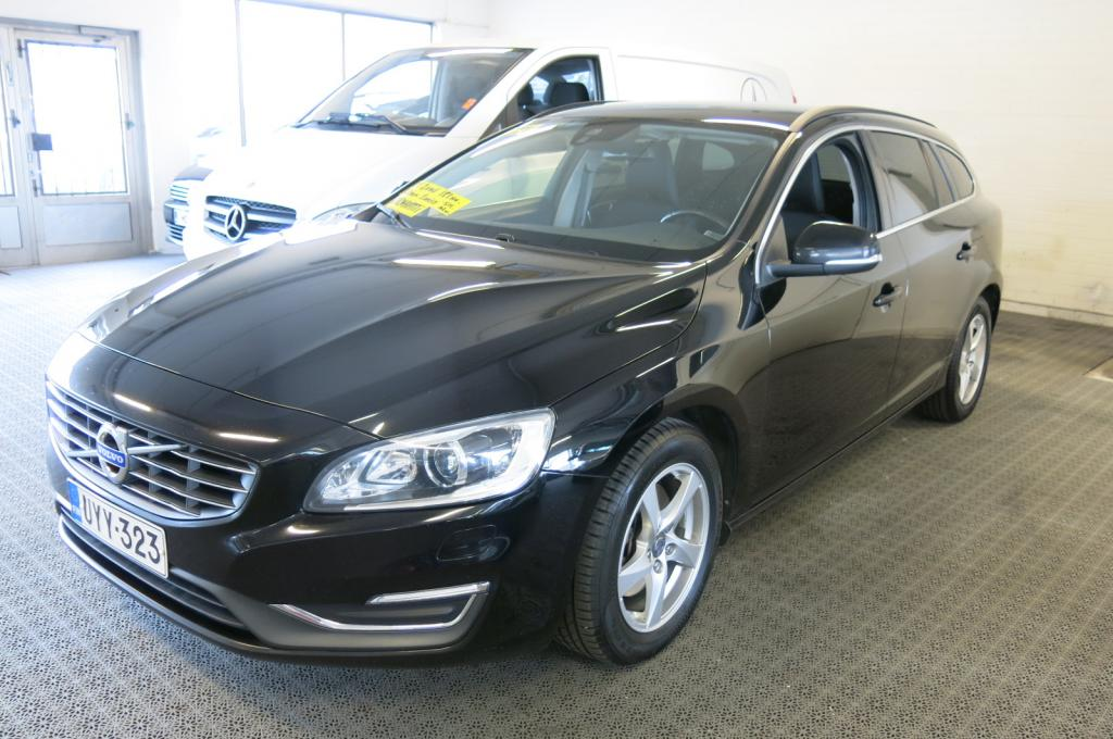Volvo V60 D4 Business Aut. *1.om. *AC *Webasto *Cruise *Xenon *Bluetooth