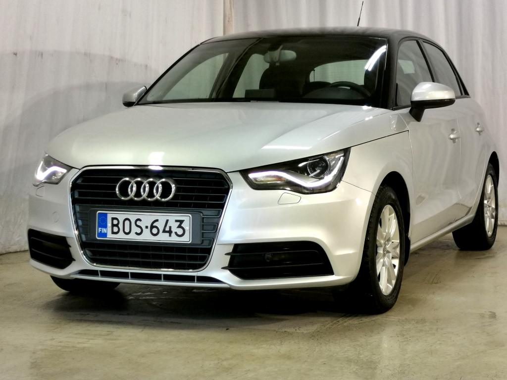 Audi A1 Sportback Attraction 1.4 TFSI S tronic Start-Stop