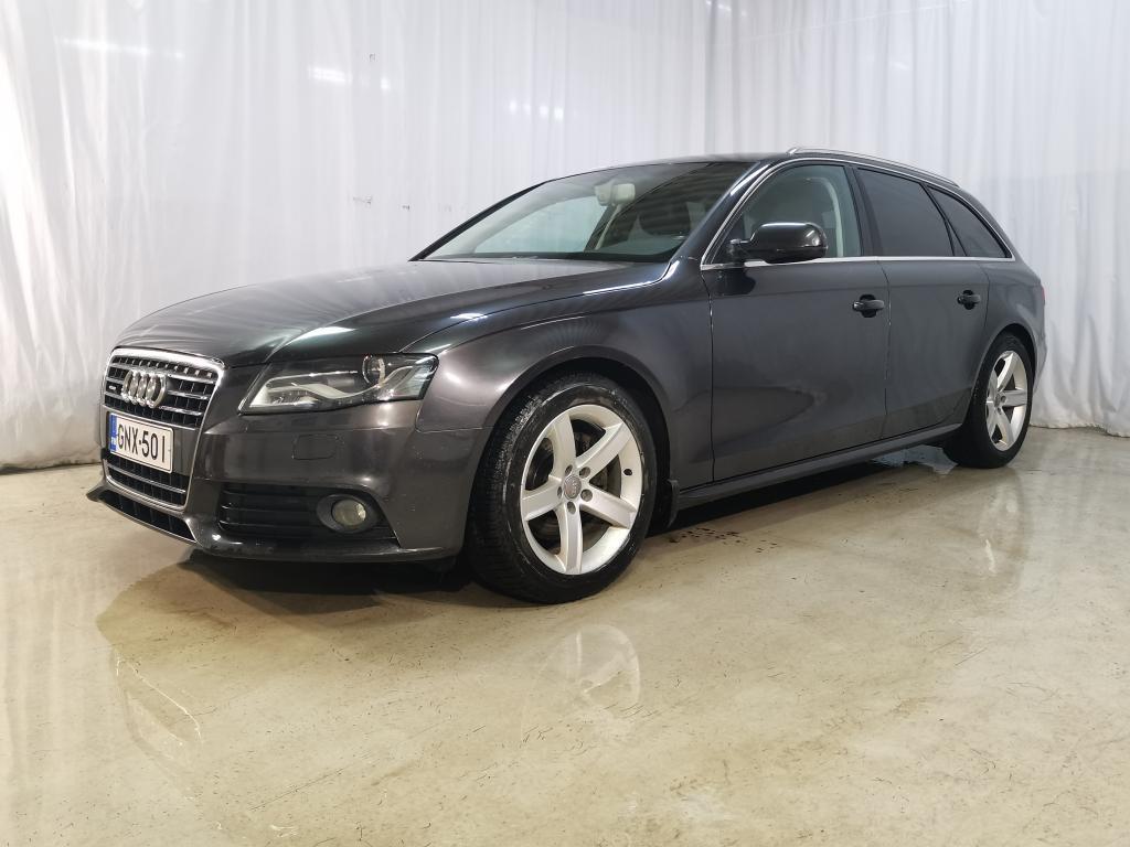 Audi A4 Avant 2.0 TDI 125kW quattro