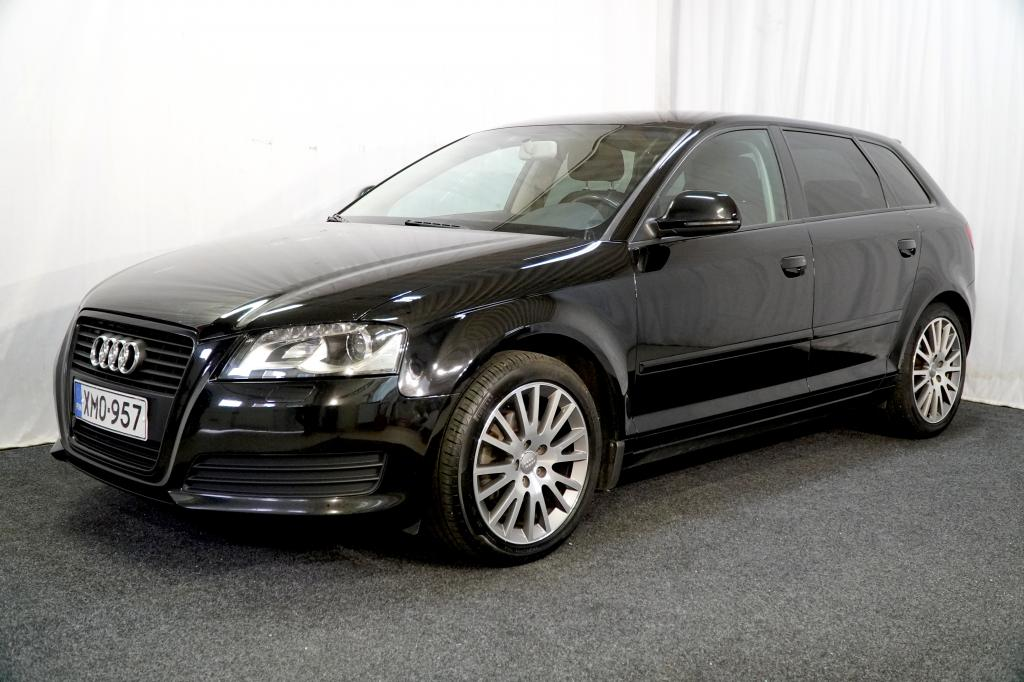 Audi A3 Sportback Attraction 1.4 TFSI BlackEdition S-Tronic