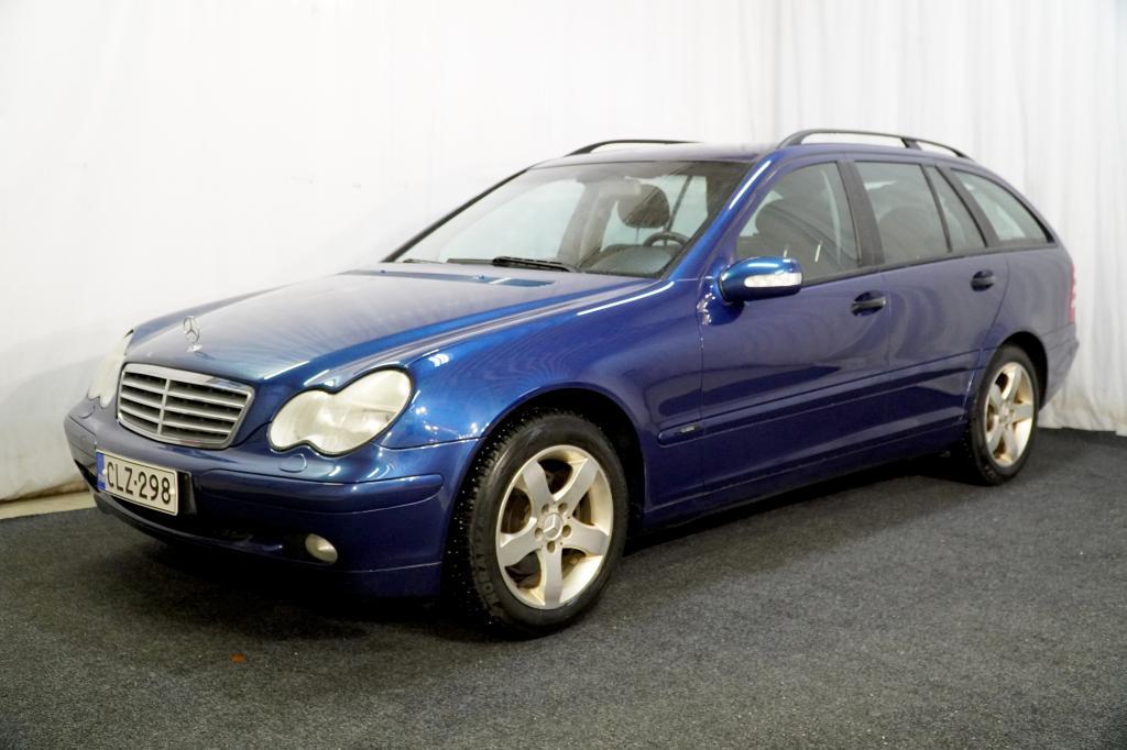 Mercedes-Benz C 180T Kompressor