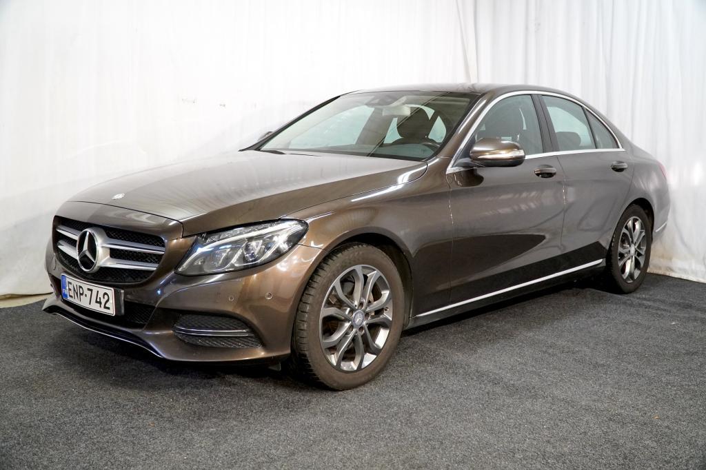 Mercedes-Benz C 200 BlueTec A Premium Business