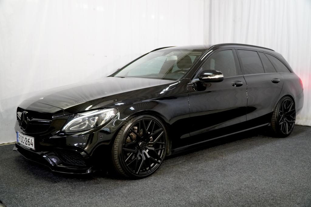 Mercedes-Benz C 220 Bluetec C63 AMG-look