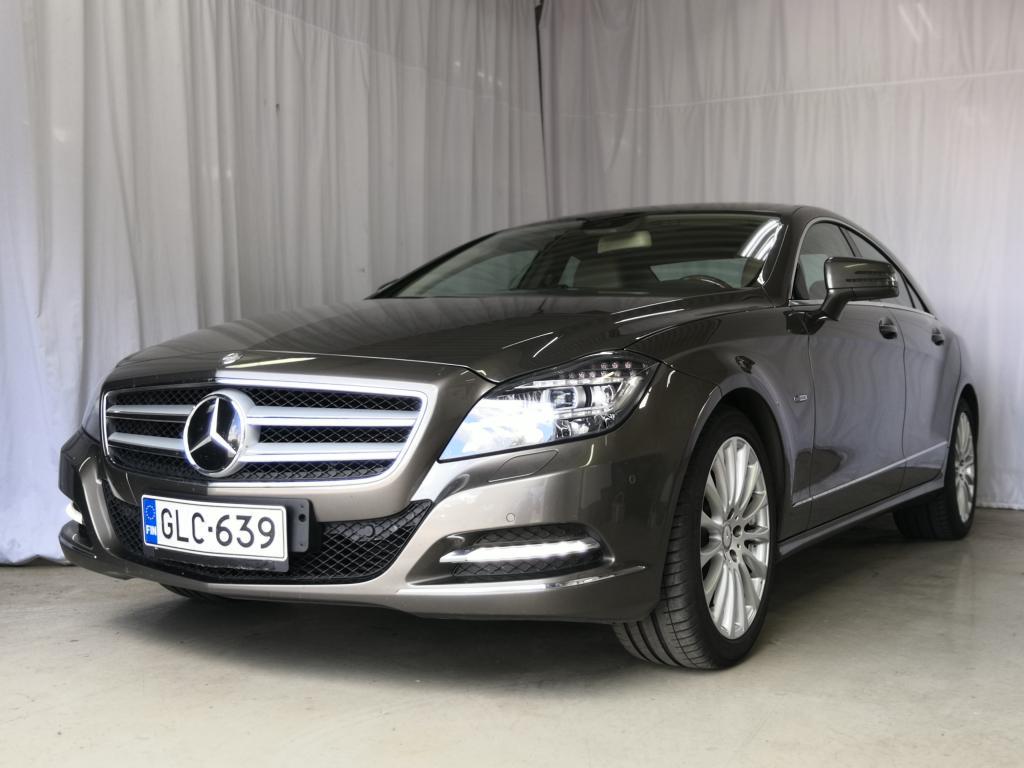 Mercedes-Benz CLS 350 CDI BE A