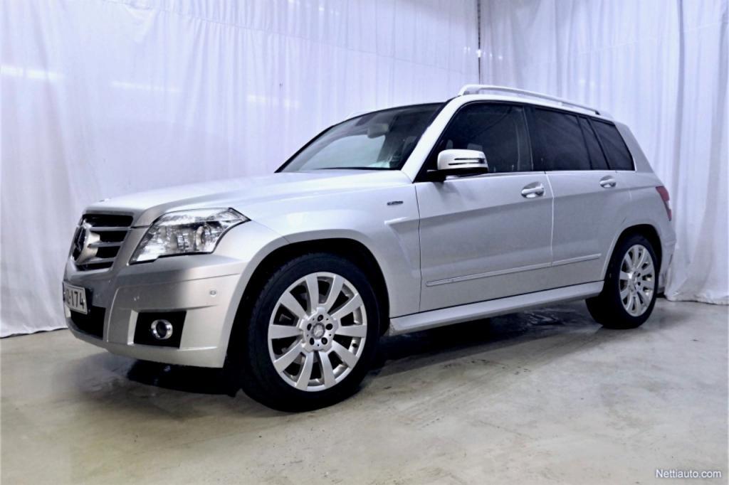 Mercedes-Benz GLK 250 CDI 4MATIC