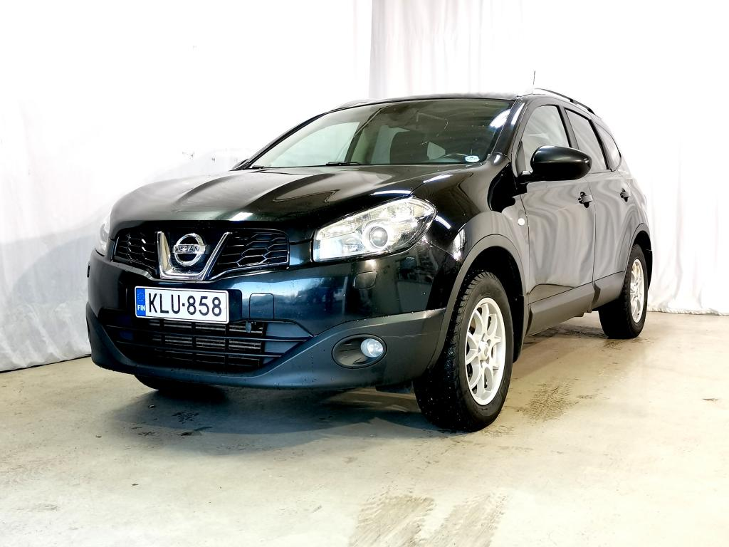 Nissan Nissan QASHQAI+2 1.5 dCi DPF Acenta 2WD 6MT Connect