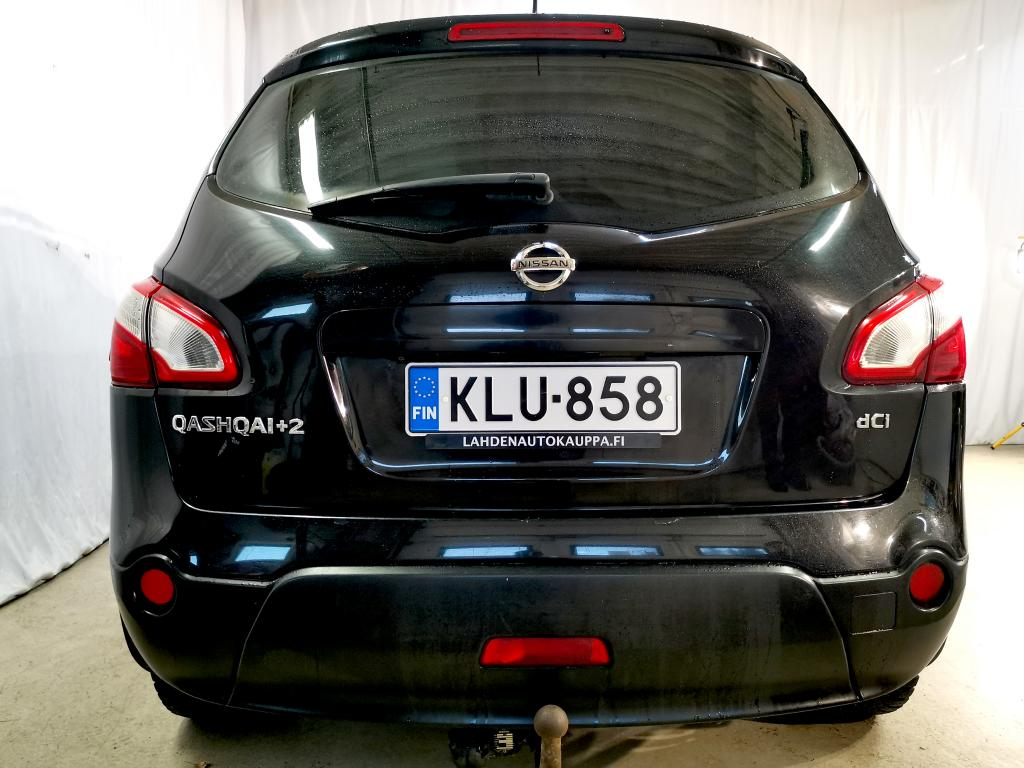 Nissan Nissan QASHQAI+2 1, 5dCi DPF Acenta 2WD 6MT Connect