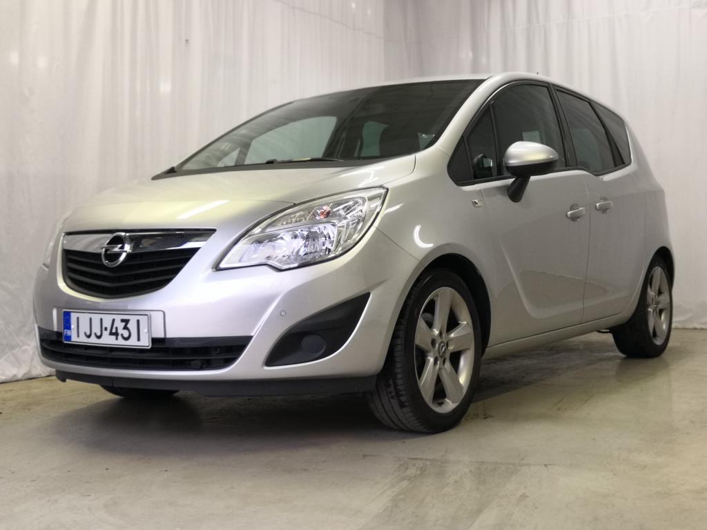 Opel Meriva Enjoy 1.4T ecoFlex 89kW MT5