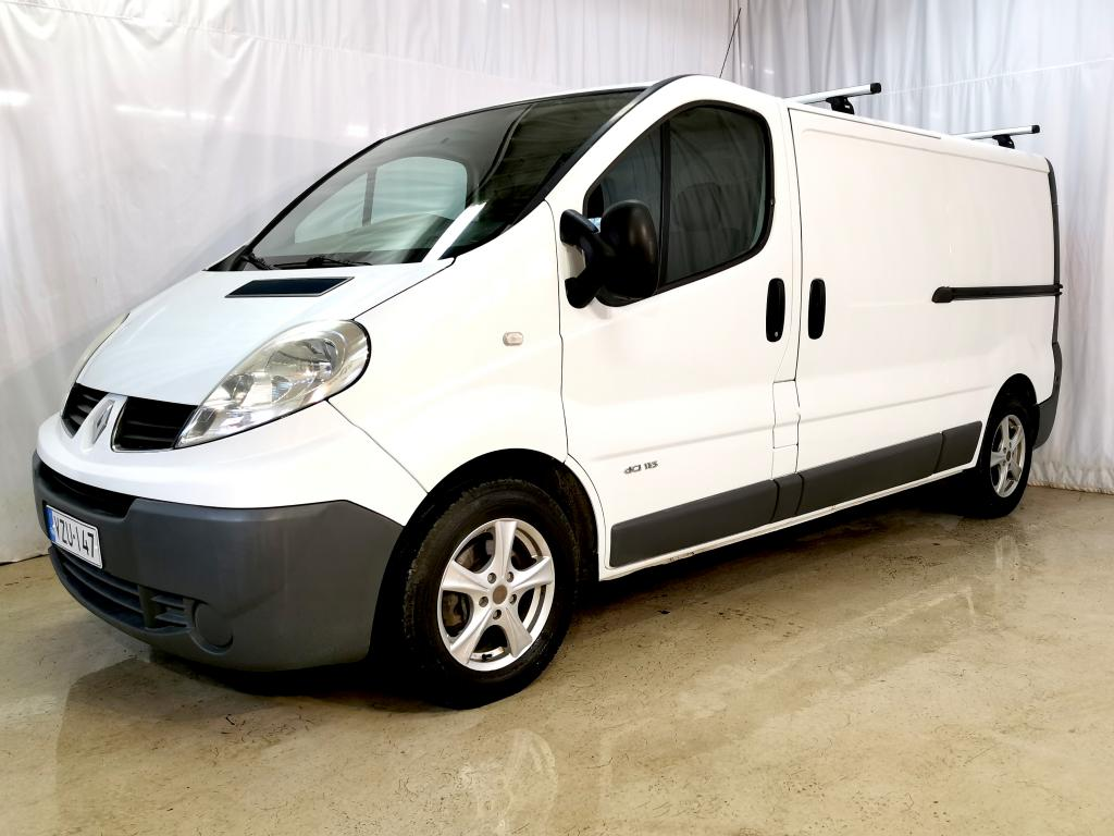 Renault Trafic 2.0 dCi 115 6MT L2H1