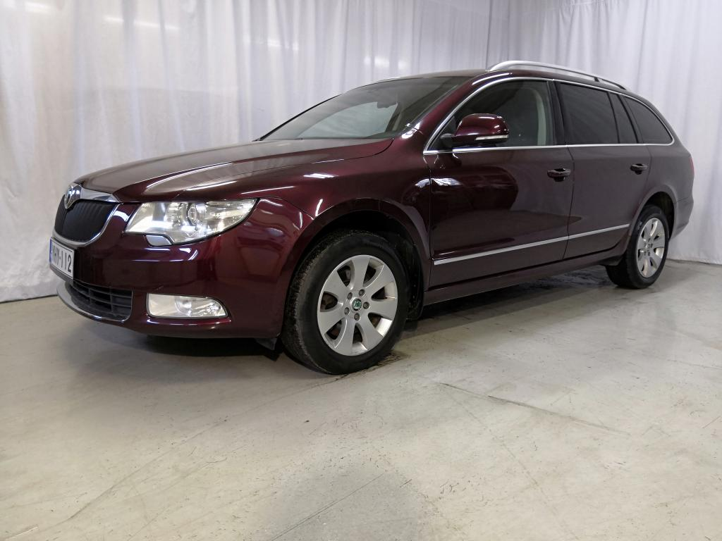 Skoda Superb Combi 2, 0 TDI 140 4x4 Ambition DSG
