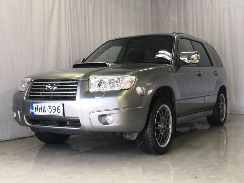 Subaru Forester 2, 5 XT Turbo