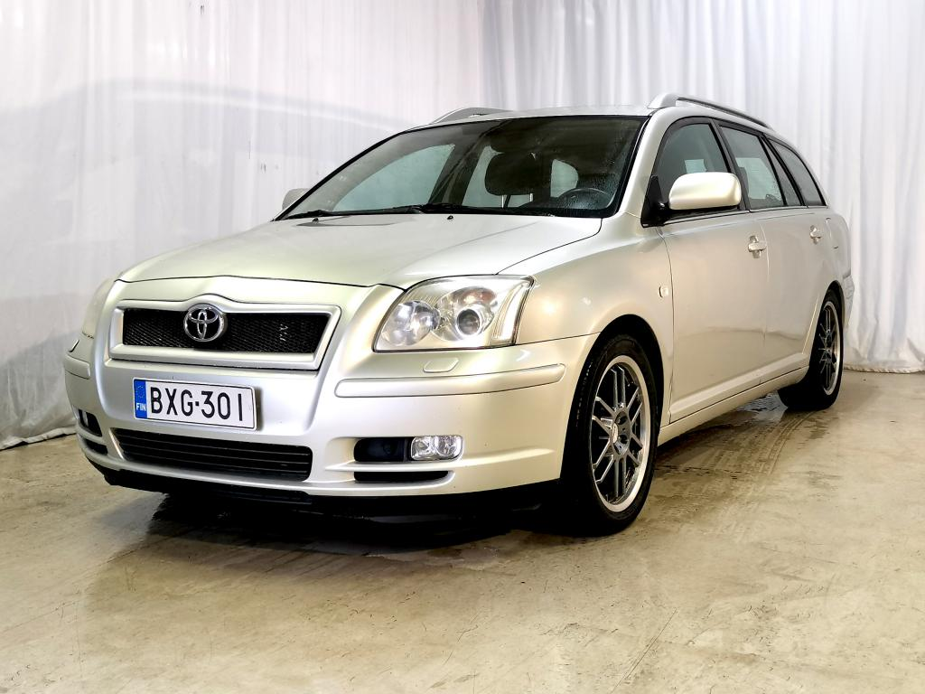 Toyota Avensis 2.0 VVT-i Linea Sol Technical Wagon A