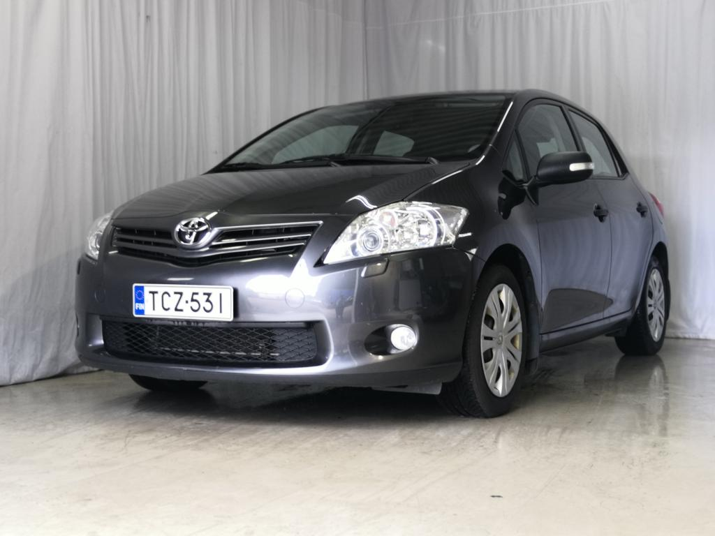 Toyota Auris 1.6 Valvematic Linea Terra 5d