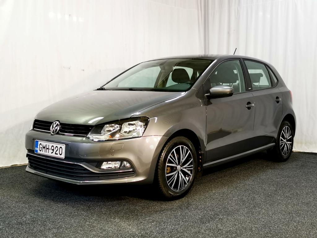 Volkswagen Polo Allstar 1.2 TSI