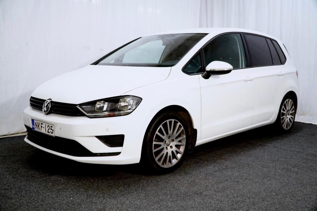 Volkswagen Golf Sportsvan Trendline 1.6 TDI