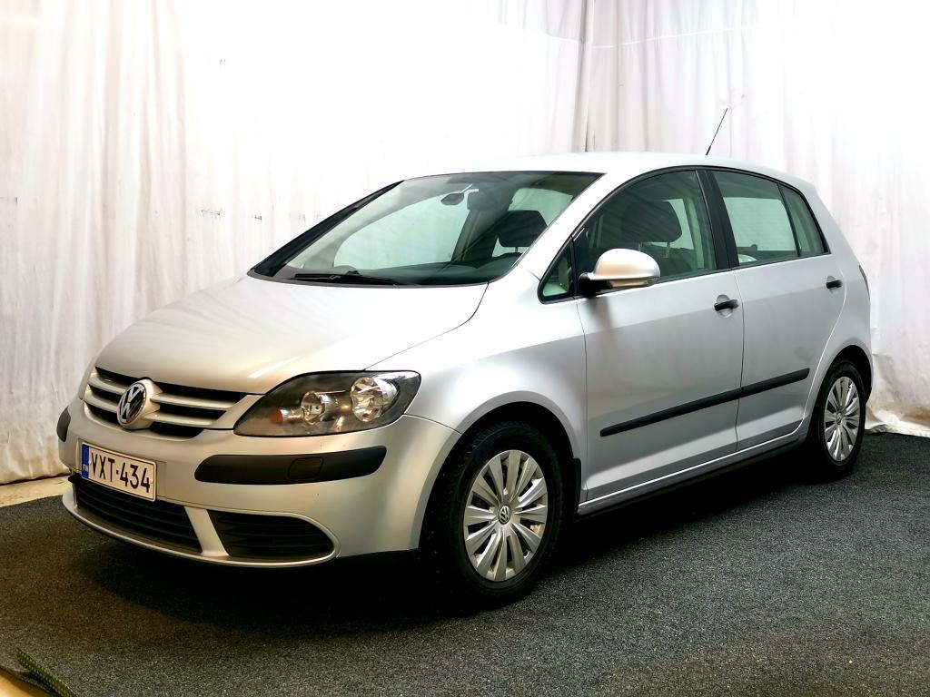Volkswagen Golf Plus 1.6 75 kW Trendline aut.
