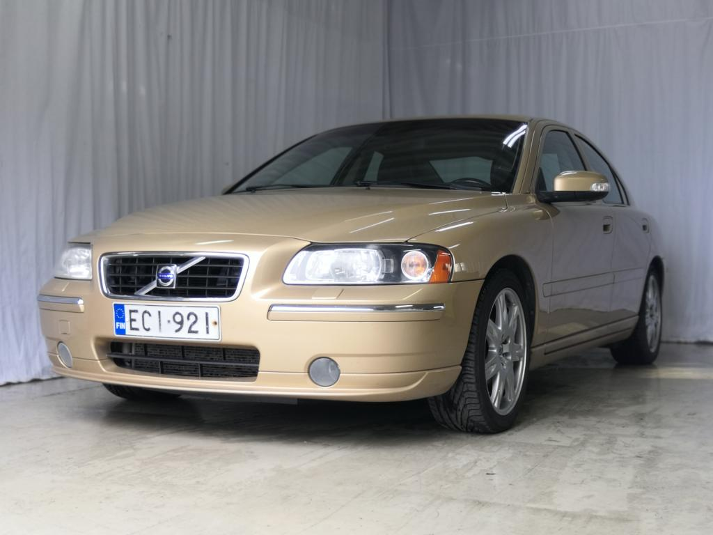 Volvo S60 2.4D Classic GearTronic