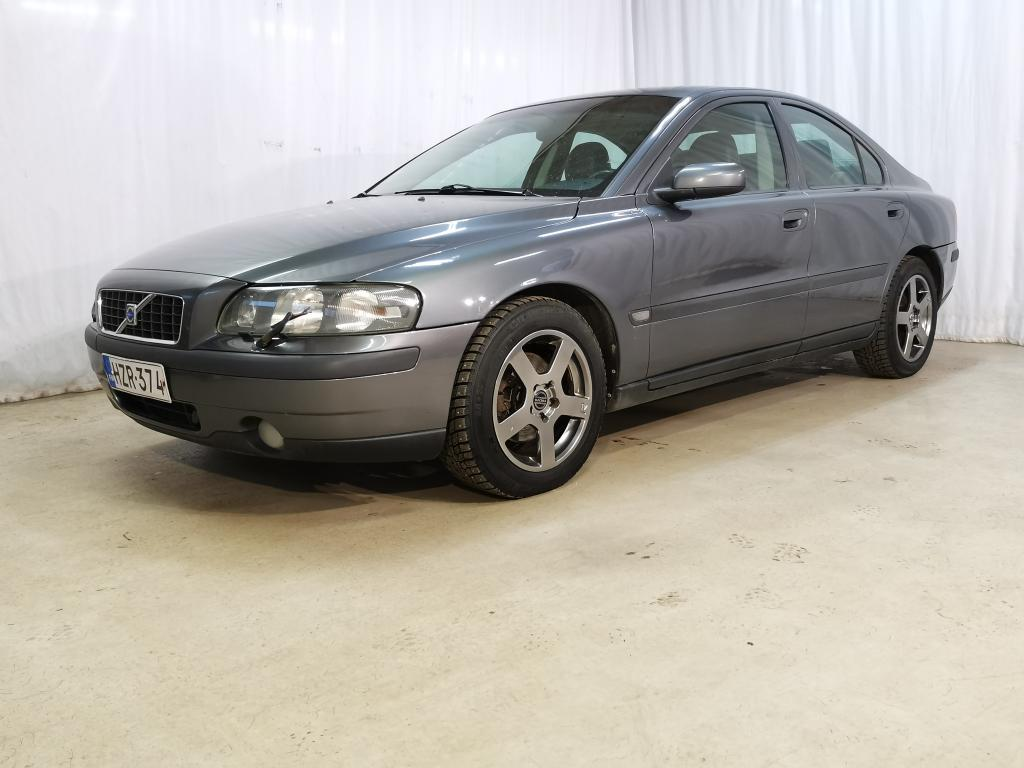 Volvo S60 2.4 Business 4d 125kw A