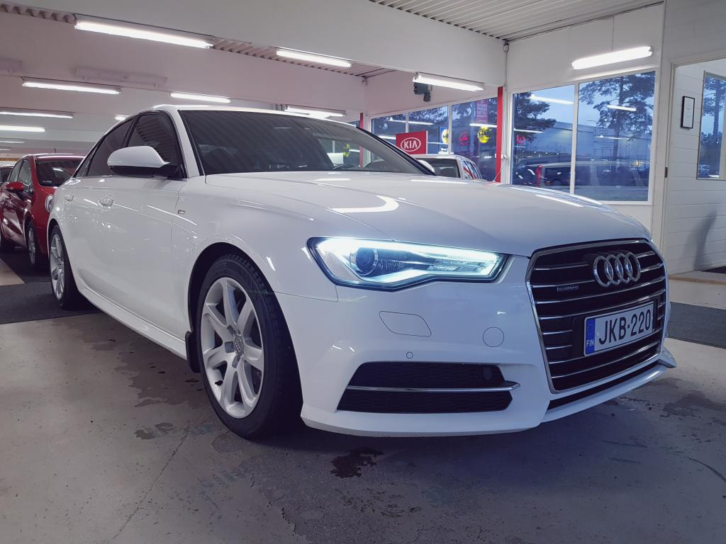 Audi A6 S-Line Business Sport 2, 0 TDI 140 kW quattro S tronic