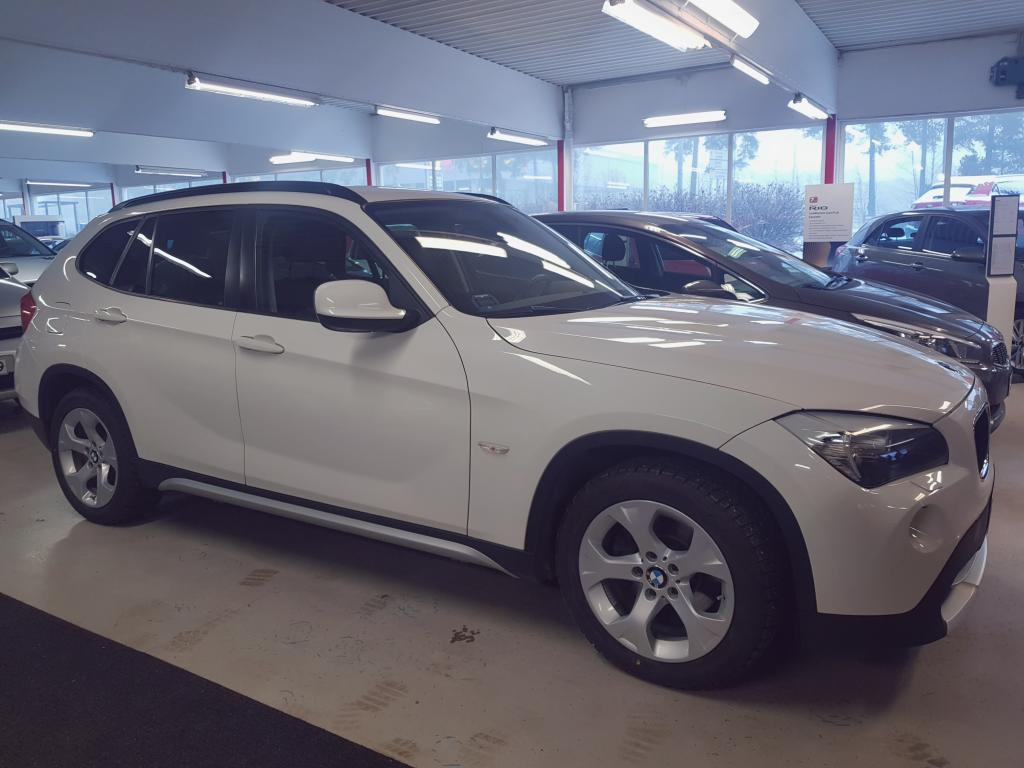 BMW X1 sDRIVE 18d Alpinweiss 3
