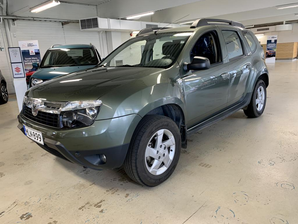 Dacia Duster 4x4 1, 5 dCi Style Sound