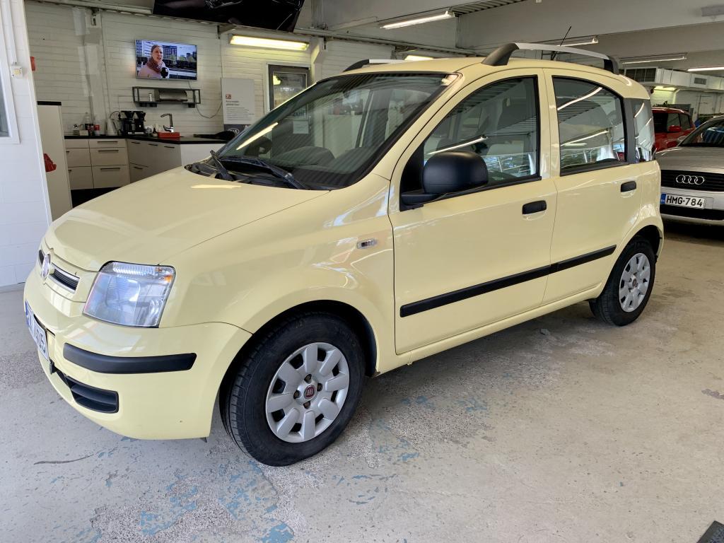 Fiat Panda Dynamic 1, 2 8v 60hv